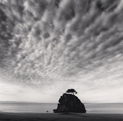 Island Shrine, Taisha, Honshu, Japan 2001 © Michael Kenna