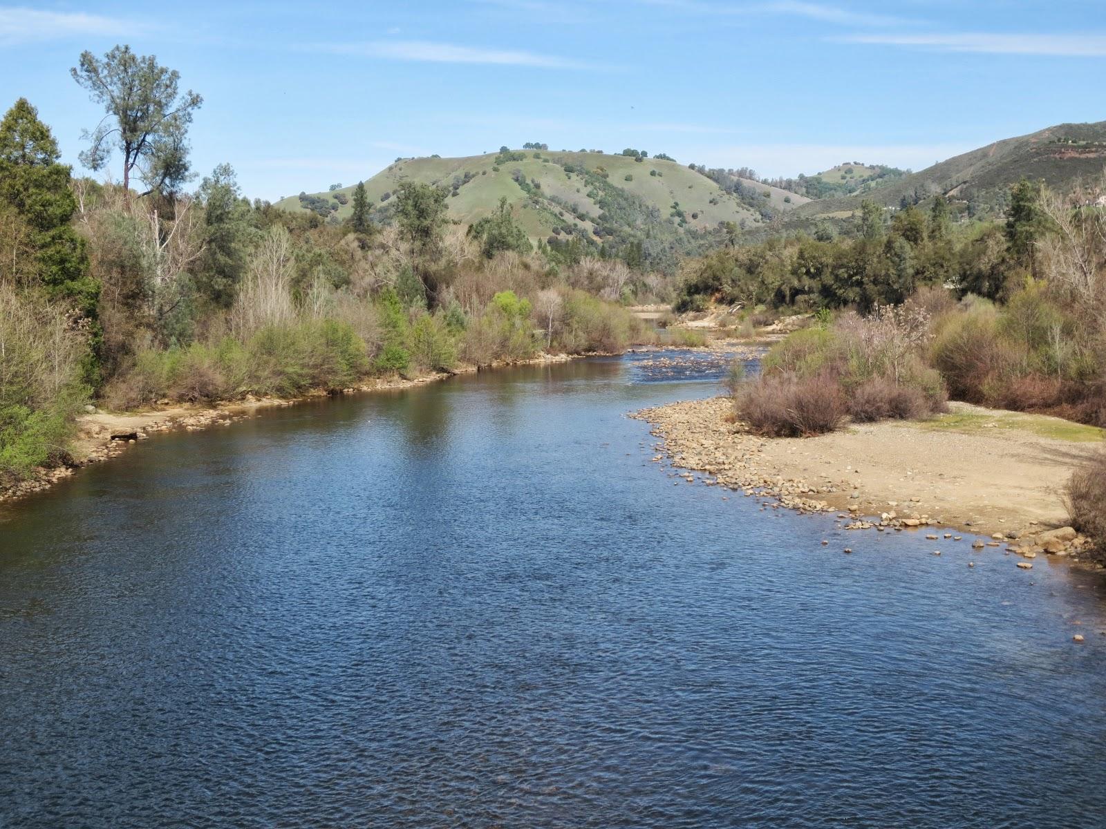 American River, Coloma CA