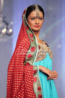 Style 360 Bridal Couture Week 2011 Karachi