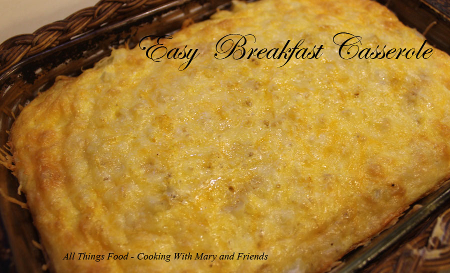 cooking with mary and friends quick and easy breakfast
