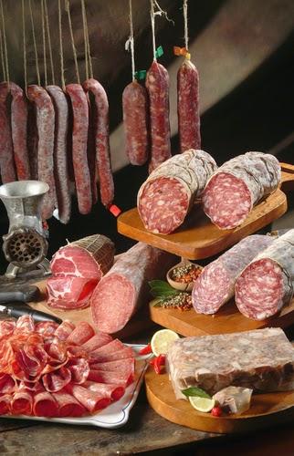 curado de carne