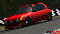 Clio Williams y 205 GTI rFactor 6