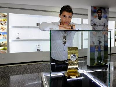 Mengintip Museum Cristiano Ronaldo
