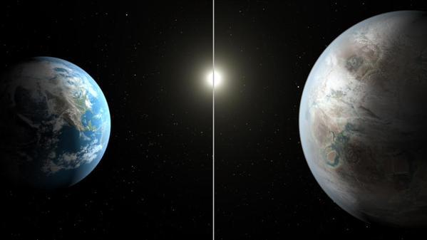 NASA encontra, primo mais velho da Terra