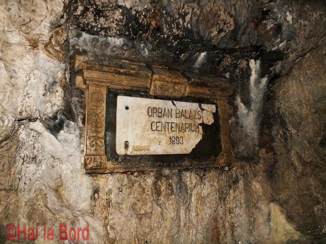 orban balazs centenarium pestera mare meresti
