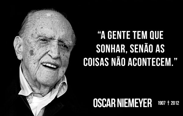 Arquiteto Oscar Niemeyer