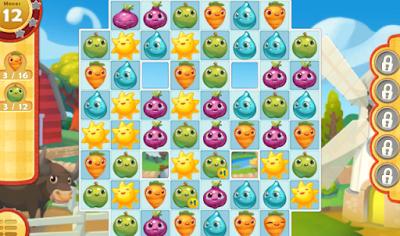 Farm Heroes Saga 2.39.11 Mod Apk-screenshot-1