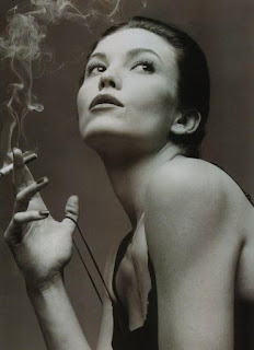 Diane Lane Smoking