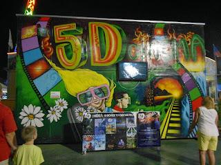 5D cinema   Agia Napa Cyprus