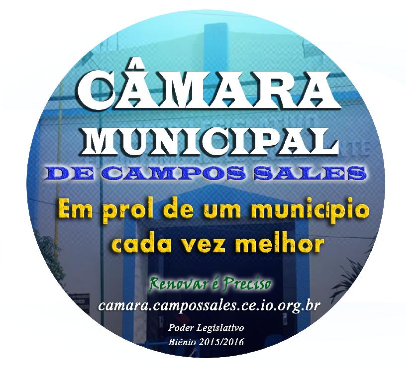 Portal da Câmara Municipal de Campos Sales Ce