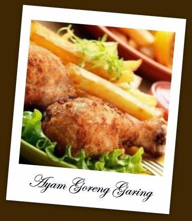 Resep dan Cara Membuat Ayam Goreng Garing