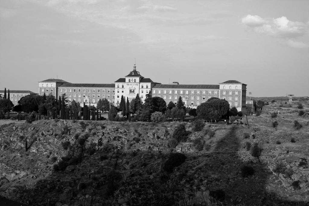 Academia de Infanteria (Toledo, España), by Guillermo Aldaya / AldayaPhoto