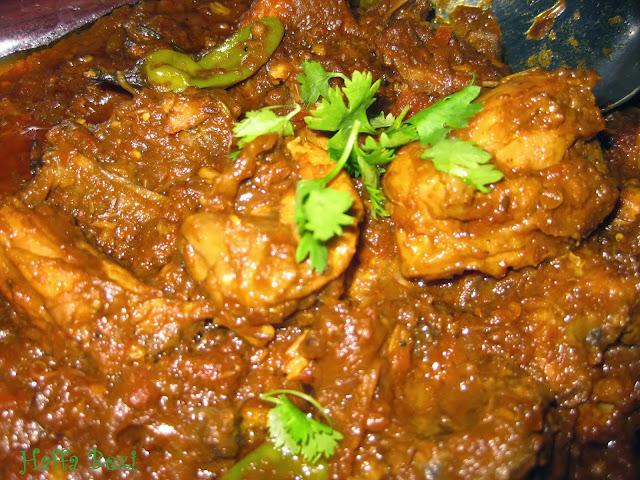 Chicken karahi| Spicy chicken dish| Chicken| Chicken kadai
