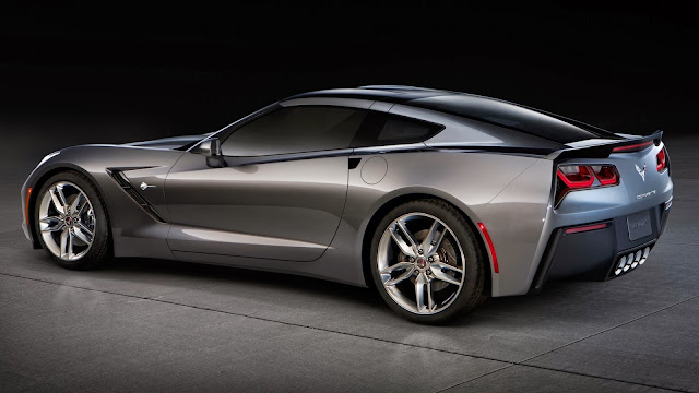 Imagenes del Chevrolet Corvette Stingray C7 2014 Auto Deportivo