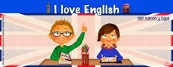 I love English