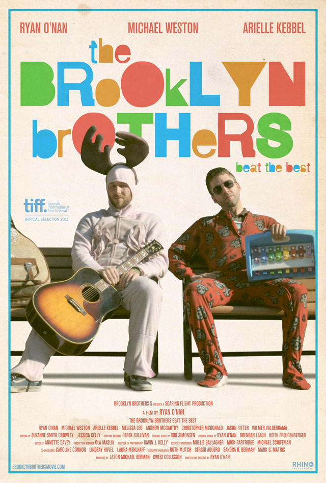 Watch The Brooklyn Brothers Beat the Best Movie Online Free 2012