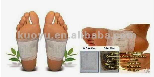 Attention Smokers - Detoxify With Ionic Foot Patches | Accretive Health