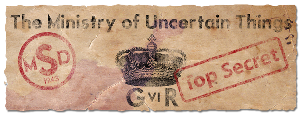The Ministry of Uncertain Things (Official Page)