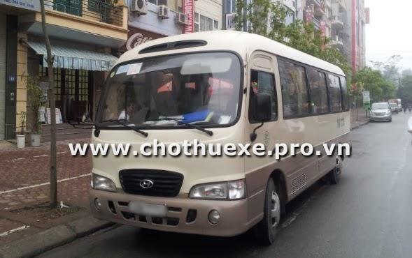 Cho thuê xe đi đền Trần Thái Bình 4 7 16 29 35 45 chỗ 1