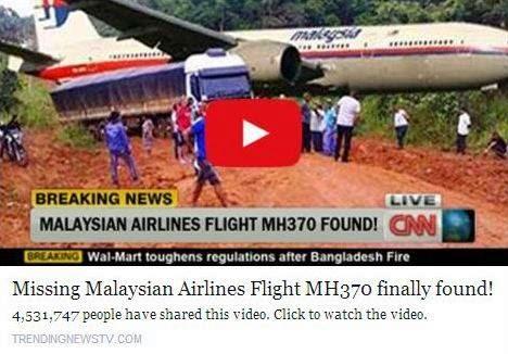 @H2OComms @Najibrazak Rakyat Malaysia Meluat Laporan Seleweng #boycottCNN #MH370 #prayformh370