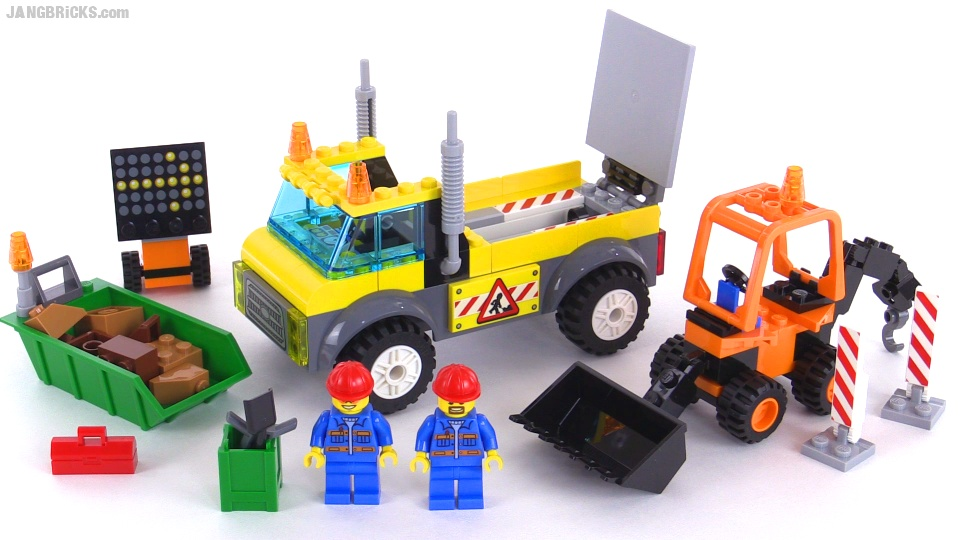 Lego Duplo Garbage Truck Instructions