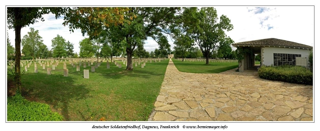 Soldatenfriedhof Dagneux