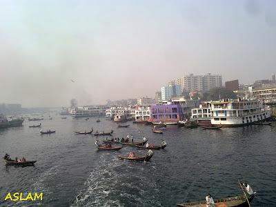 Dhaka Sadarghat Bangladesh