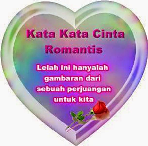 kumpulan gambar kata cinta romantis