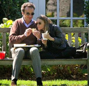 Mary-Kate Olsen y Olivier Sarkozy se casaron en secreto.