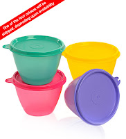 Pepperfry: Tupperware Bowled Over 400ml Bowl at Rs ? 65:buytoearn