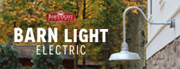 Barn Light Electric
