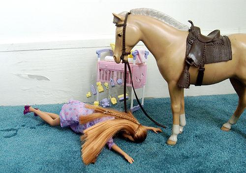 pernah melihat boneka barbie tapi apakah pernah melihat boneka barbie ...