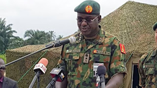 Buratai reveals how Nigerian Army will operate during 2019 elections
