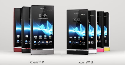 Harga HP Sony Xperia Terbaru 2012