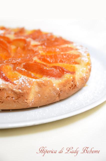 hiperica_lady_boheme_blog_di_cucina_ricette_gustose_facili_veloci_torta_di_albicocche
