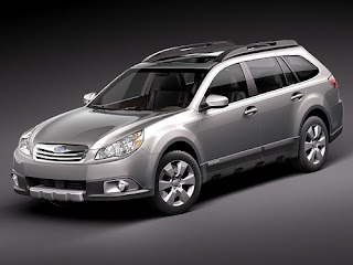 2010 Subaru Outback Owners Manual