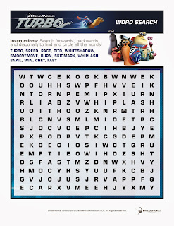 Kids word search
