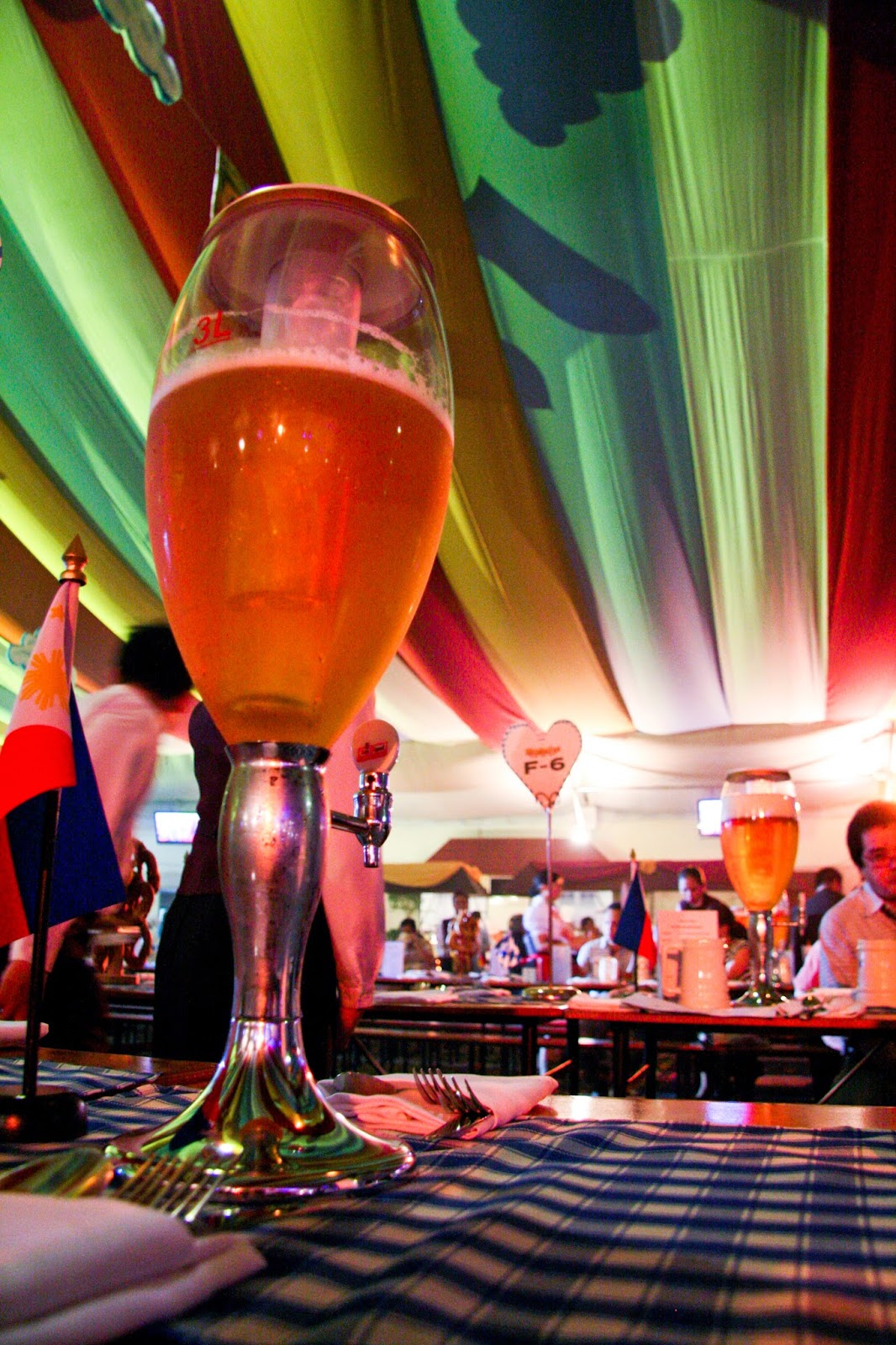 ... beer festival in the Philippines the 76th Oktoberfest on the 17th and 18th of October at the Sofitel Philippine Plaza Manilau0027s Harbor Garden Tent. & 76th Oktoberfest at the Sofitel Philippine Plaza Manila - IEVENTS.ETC