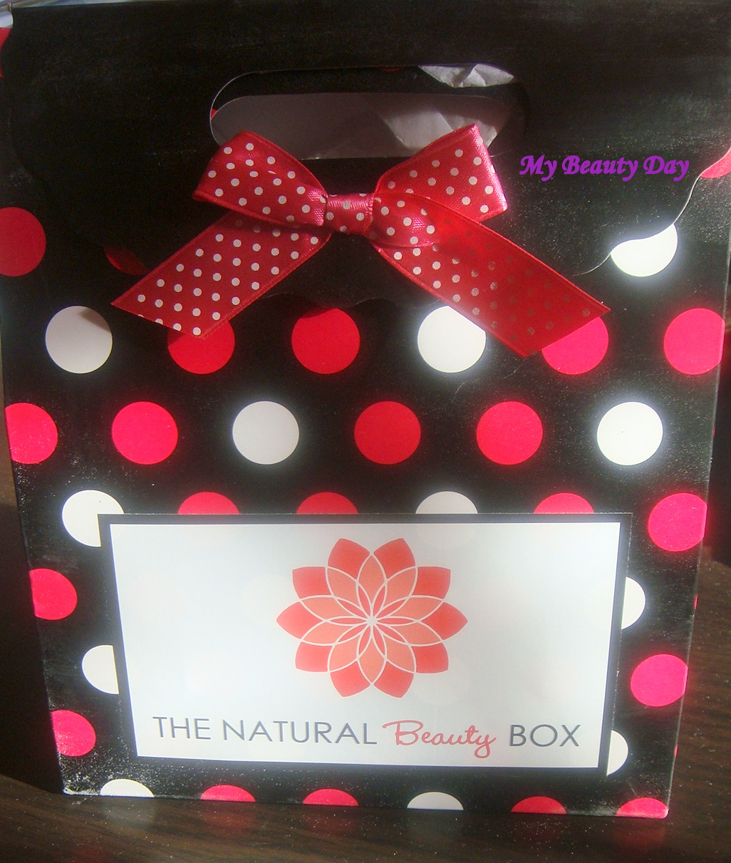 my beauty day the natural beauty box. Black Bedroom Furniture Sets. Home Design Ideas