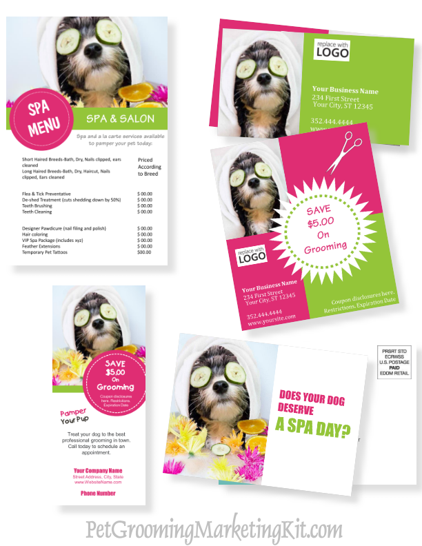 9 FREE Ways to Advertise Your Dog Grooming Business | Pet Grooming ...
