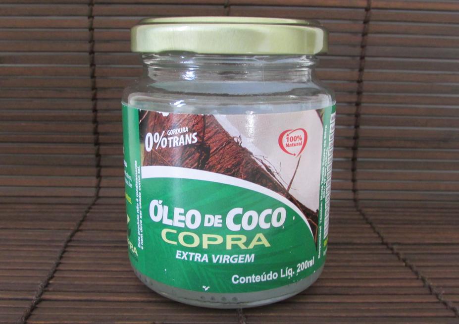 Óleo, coco, extra virgem, Copra Coco