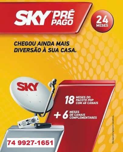 habilitar a sky livre gratis, liberar a globo no codigo 04
