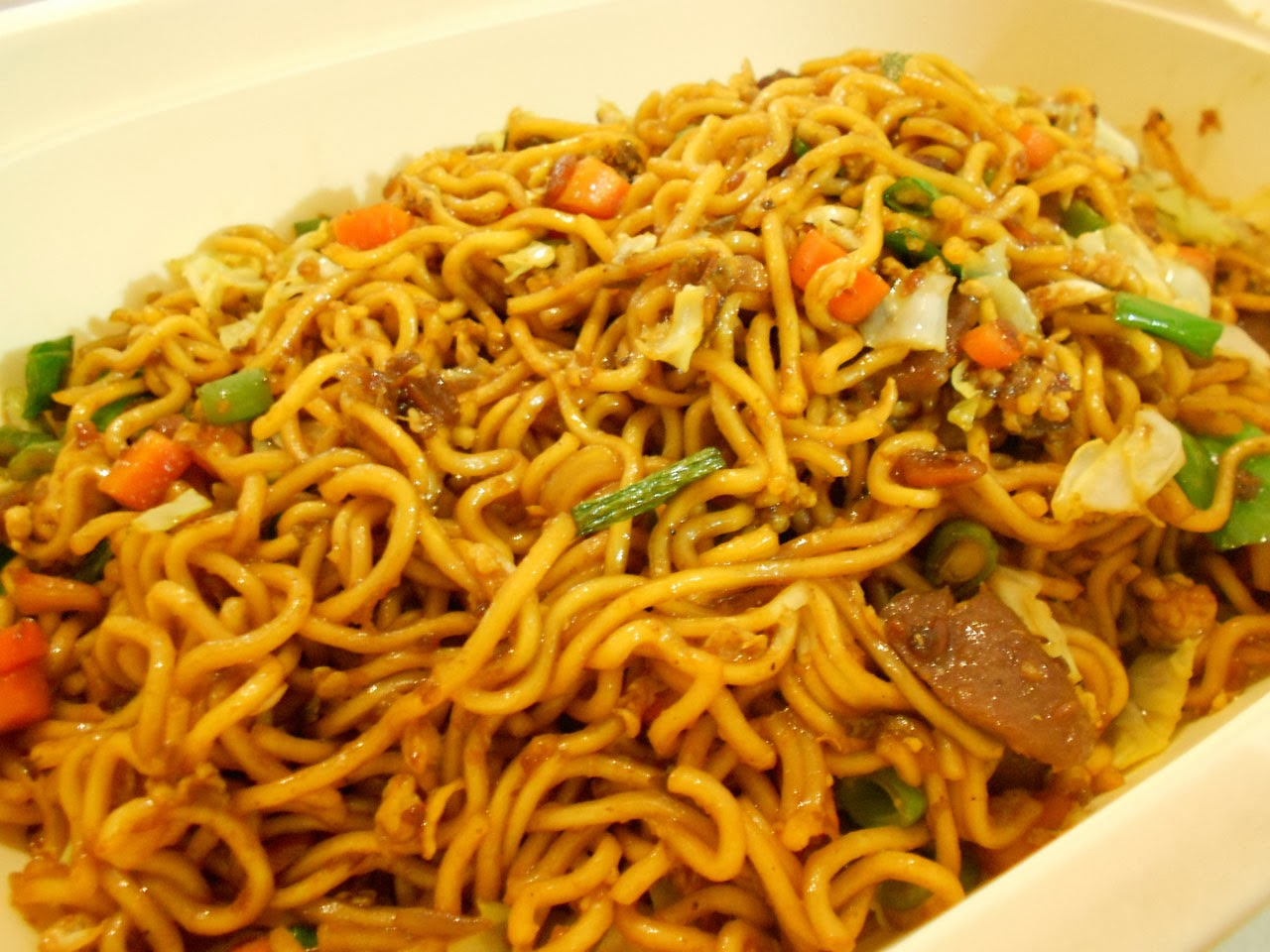 fried noodles ( mie goreng ) indonesian recipes | Indonesian Original ...
