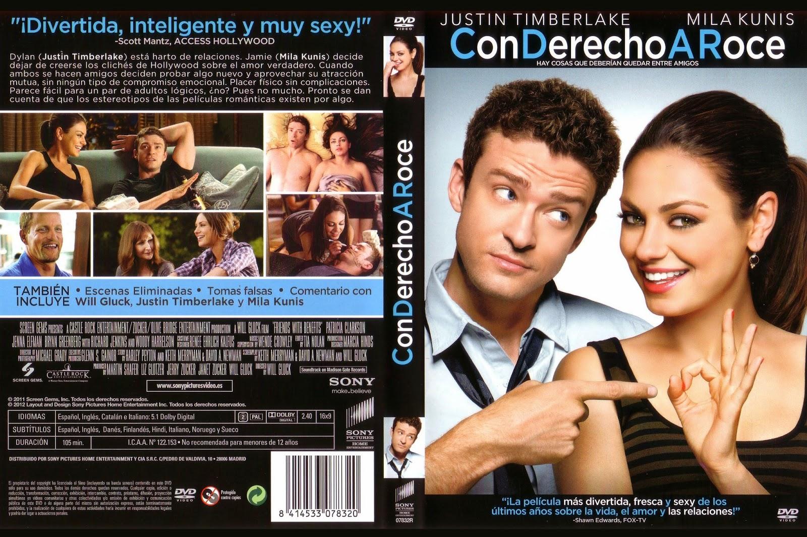 Con Derecho a Roce DVD