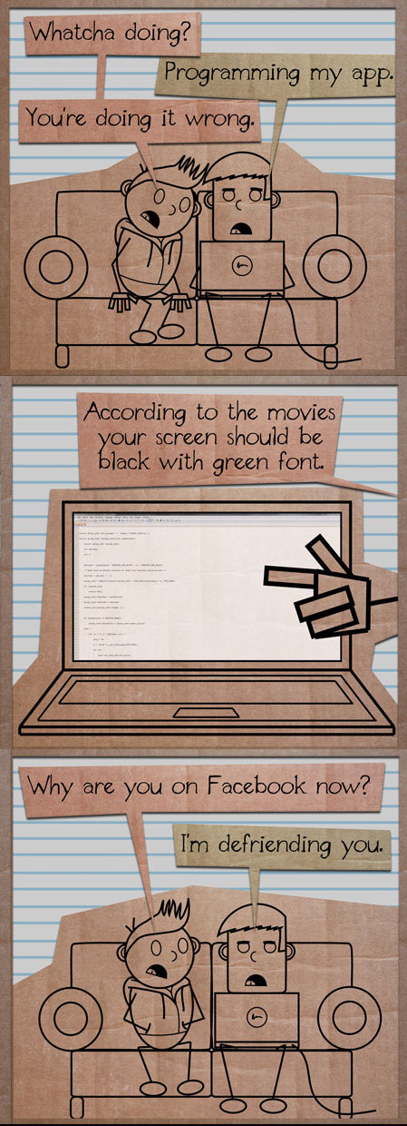 How To Programming With Respect To Movies