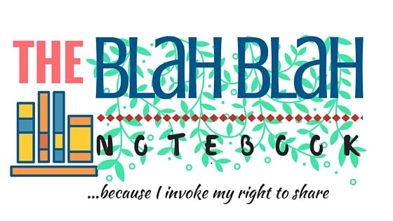 The Blah Blah Notebook
