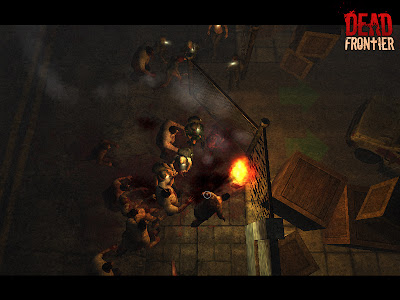 juego gratis shooter zombies