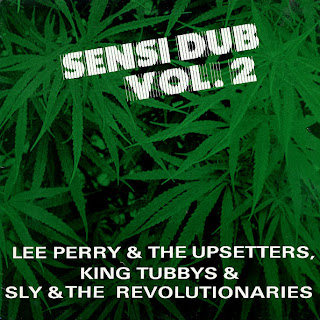 Lee Perry & The Upsetters, King Tubby, Sly & The Revolutionaries - Sensi Dub Vol.2