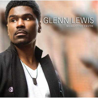 Glenn Lewis - Moment of Truth Cover
