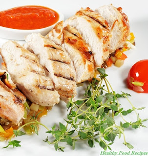 cake grilled chicken breast Healthy eating Diet